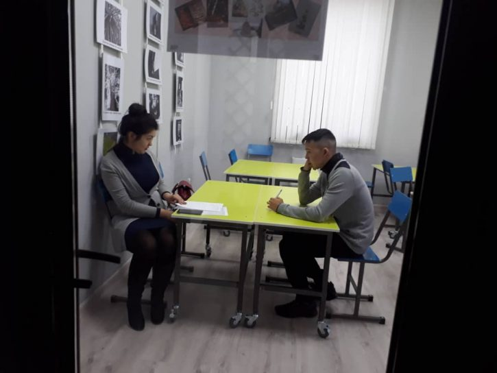 "Профориентация ""Билимкана Бишкек"""
